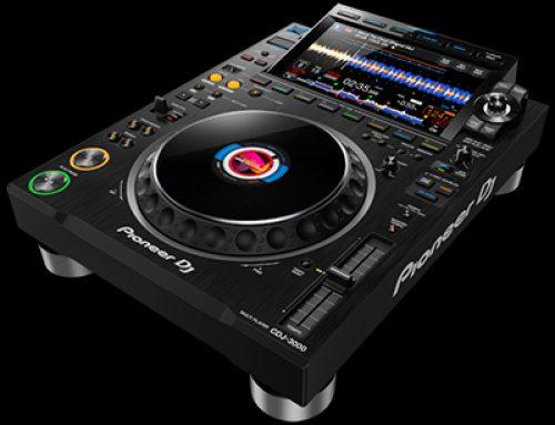 PIONEER CDJ 3000