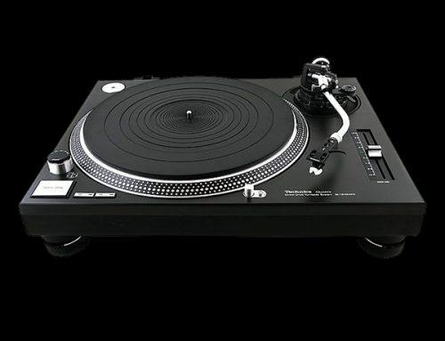 Technics SL1210 MKII